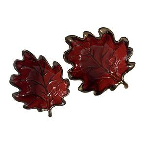 Target Casual Home Maple Leaf Bowl Fall Décor Dish